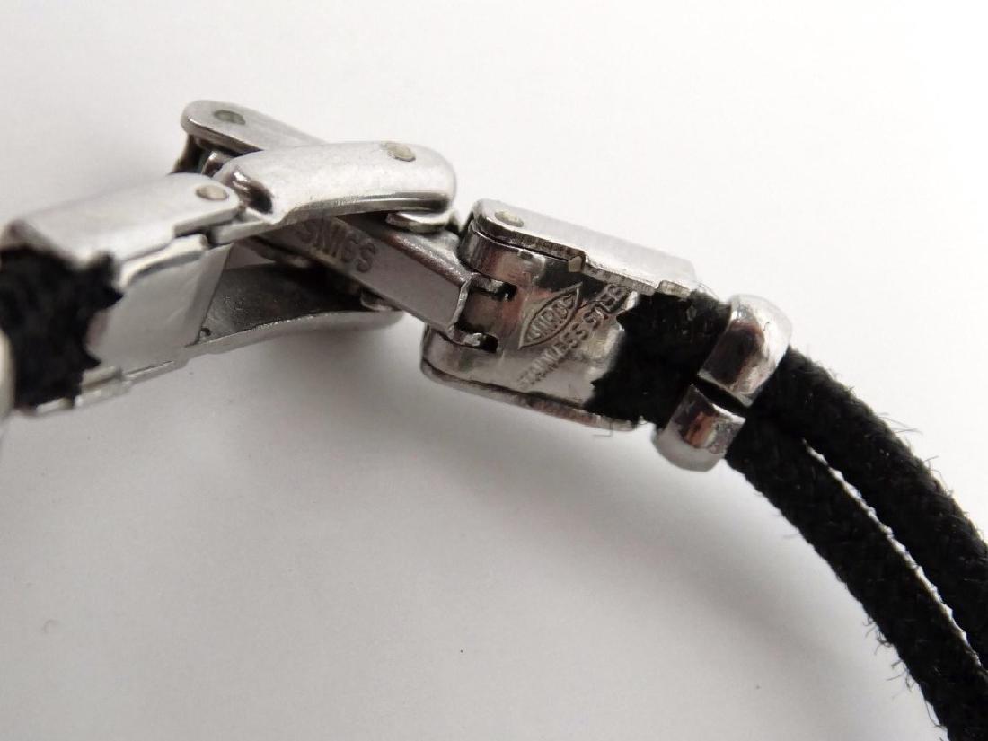 18 Karat Gold Ladie's IWC Wrist Watch - 6