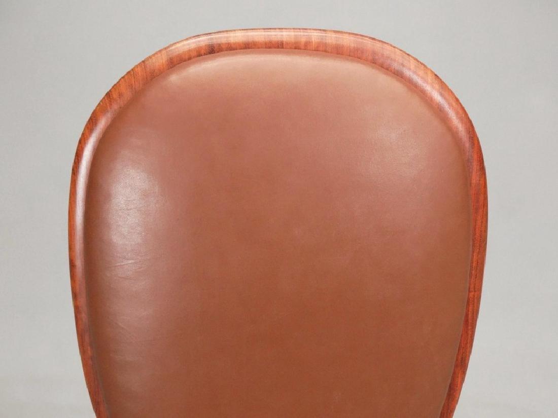 Modern Design Hardwood Chair - 3
