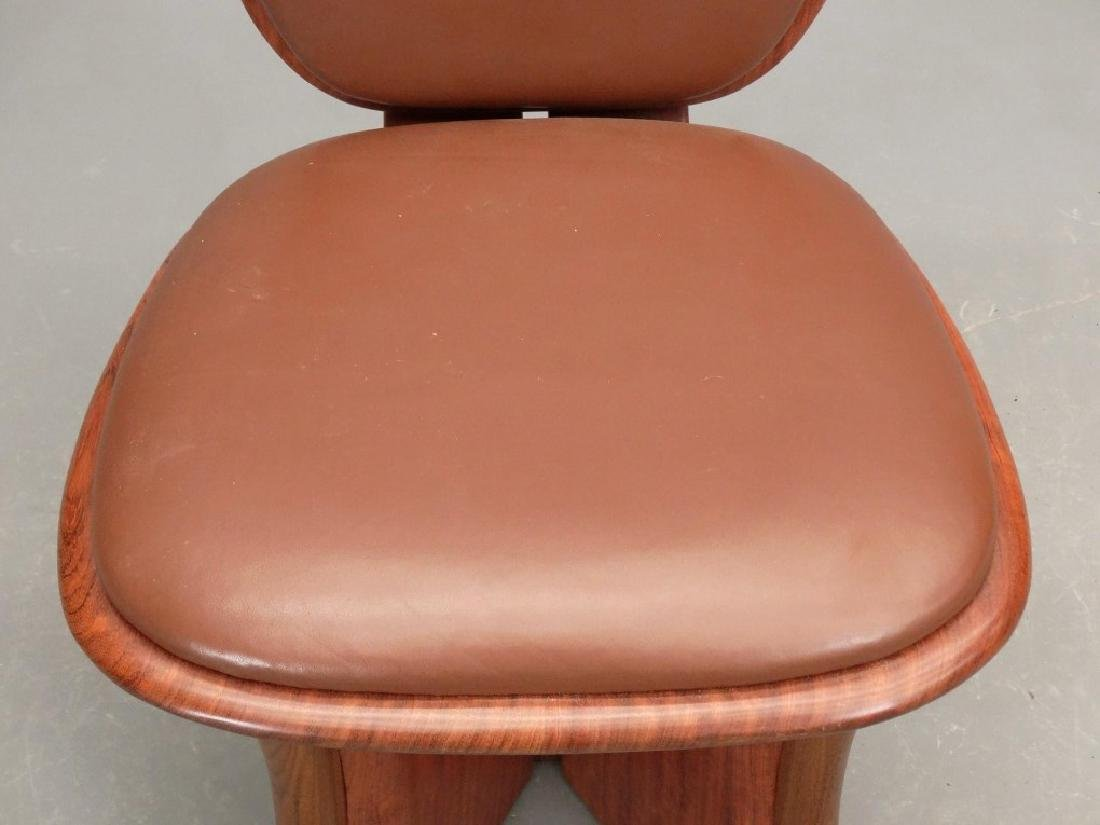 Modern Design Hardwood Chair - 4