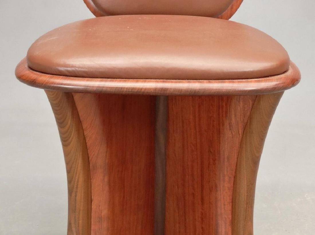 Modern Design Hardwood Chair - 5