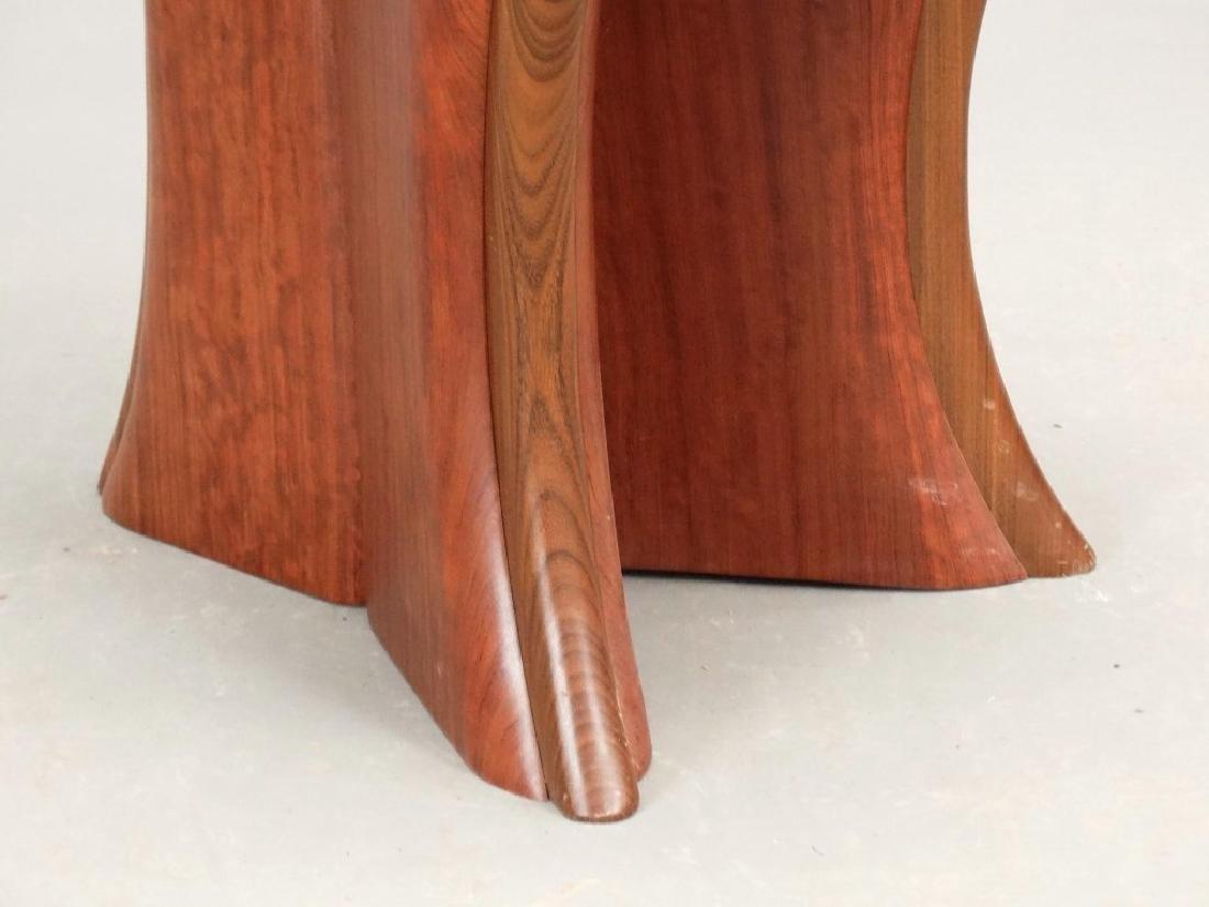 Modern Design Hardwood Chair - 6