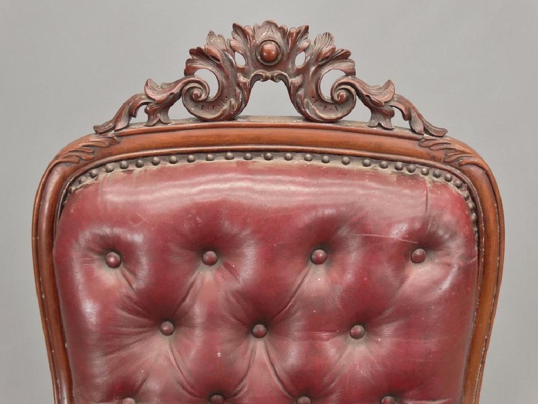 19th c. Reclining Chair - 2