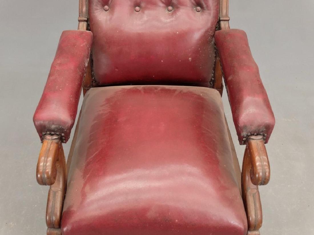 19th c. Reclining Chair - 3