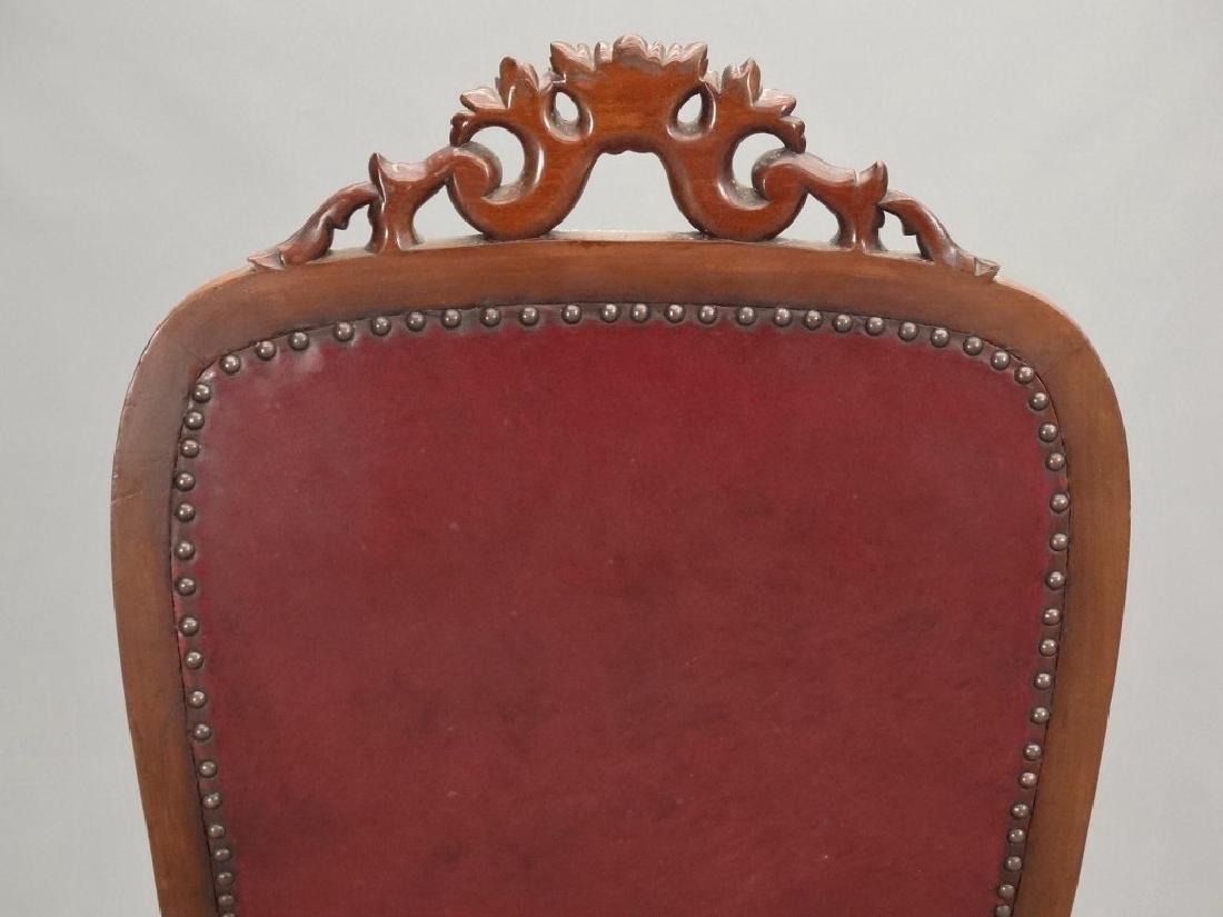 19th c. Reclining Chair - 6
