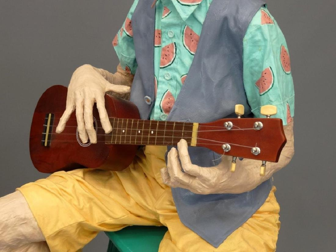 Kay Ritter (American 20th Century), Guitar Players - 8