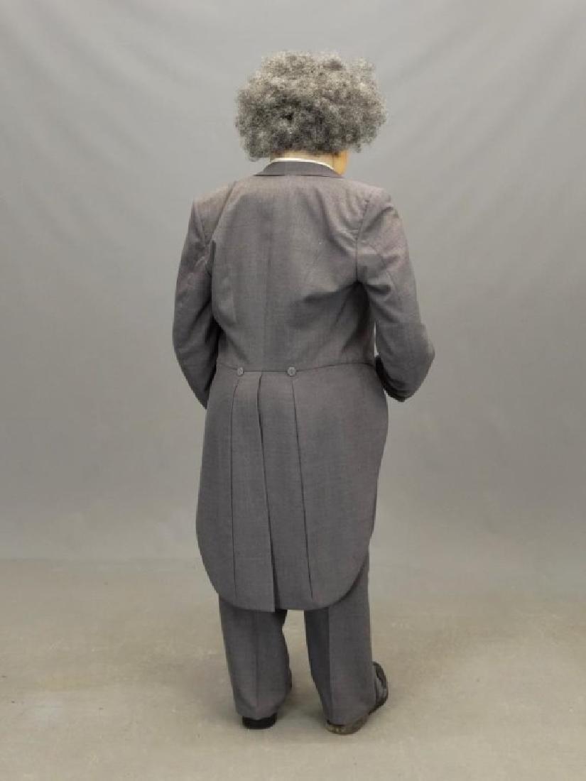 Folk Art Soft Sculpture Gene Shalit - 7