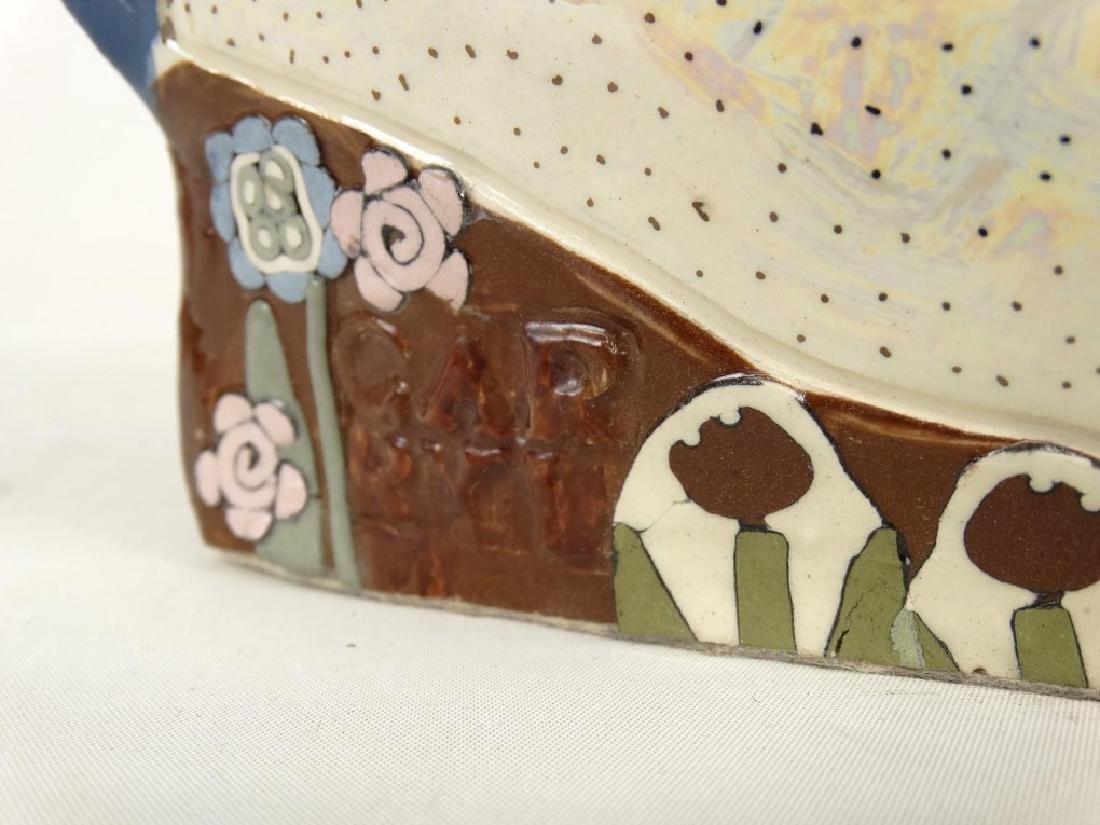 """CARRYL"" Ceramic Sculpture - 5"
