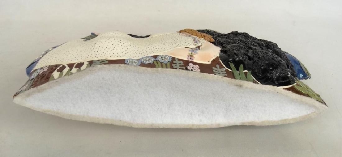 """CARRYL"" Ceramic Sculpture - 6"