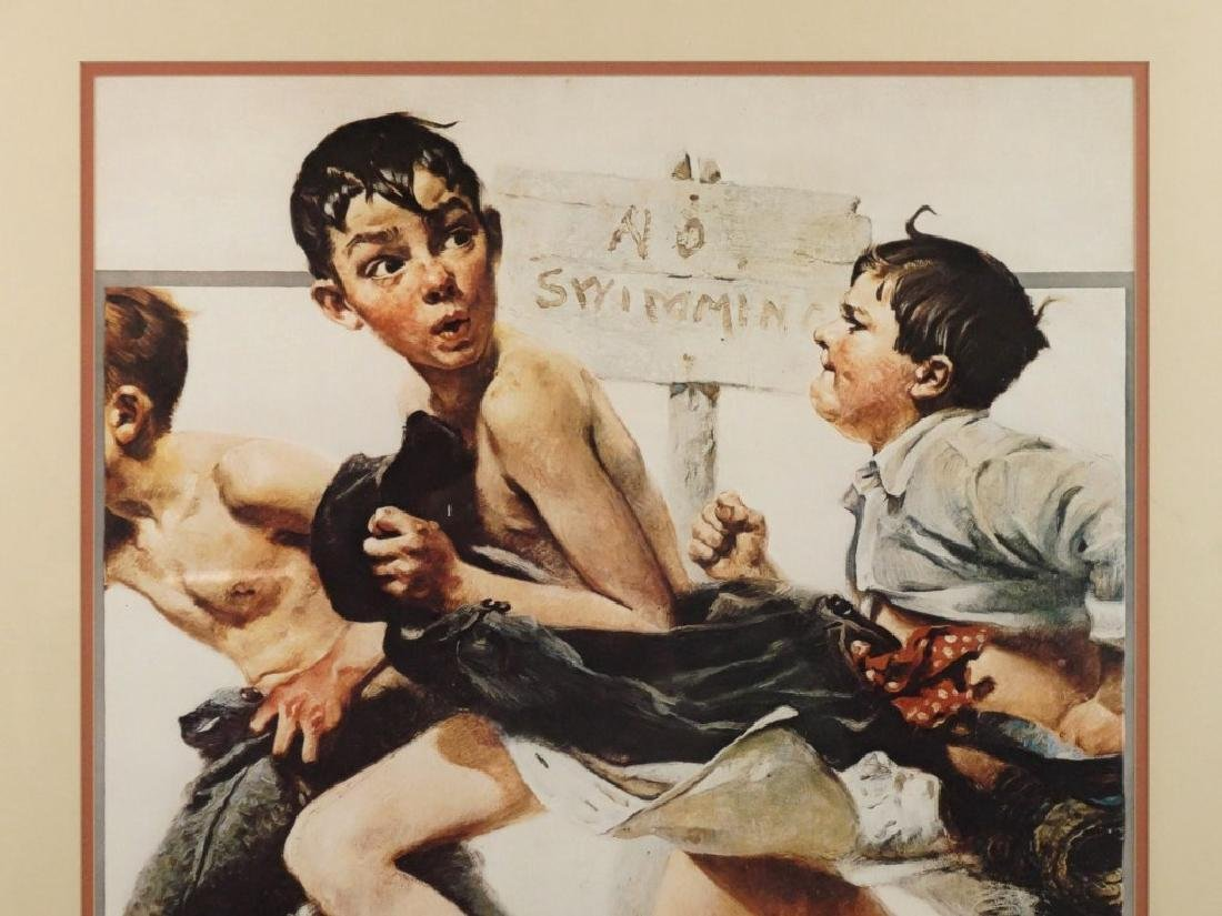 Norman Rockwell Print - 2