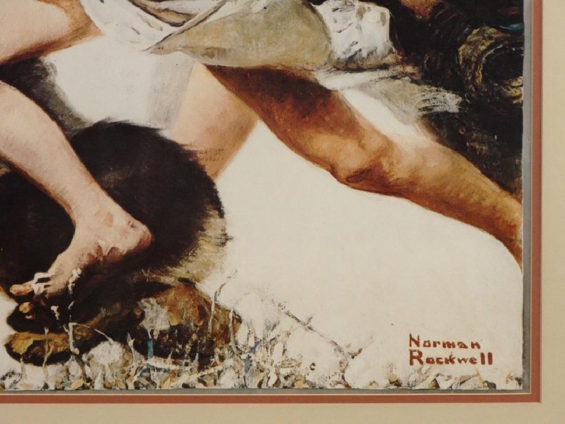 Norman Rockwell Print - 3