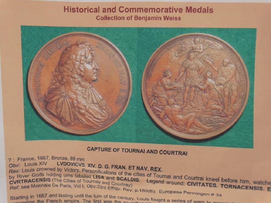 Bronze Medallions - 11