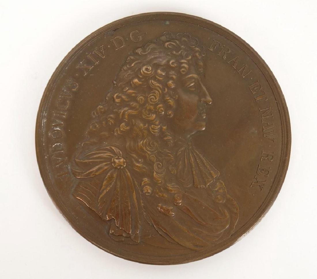 Bronze Medallions - 2