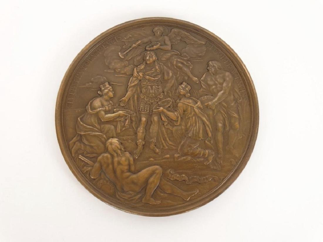 Bronze Medallions - 3