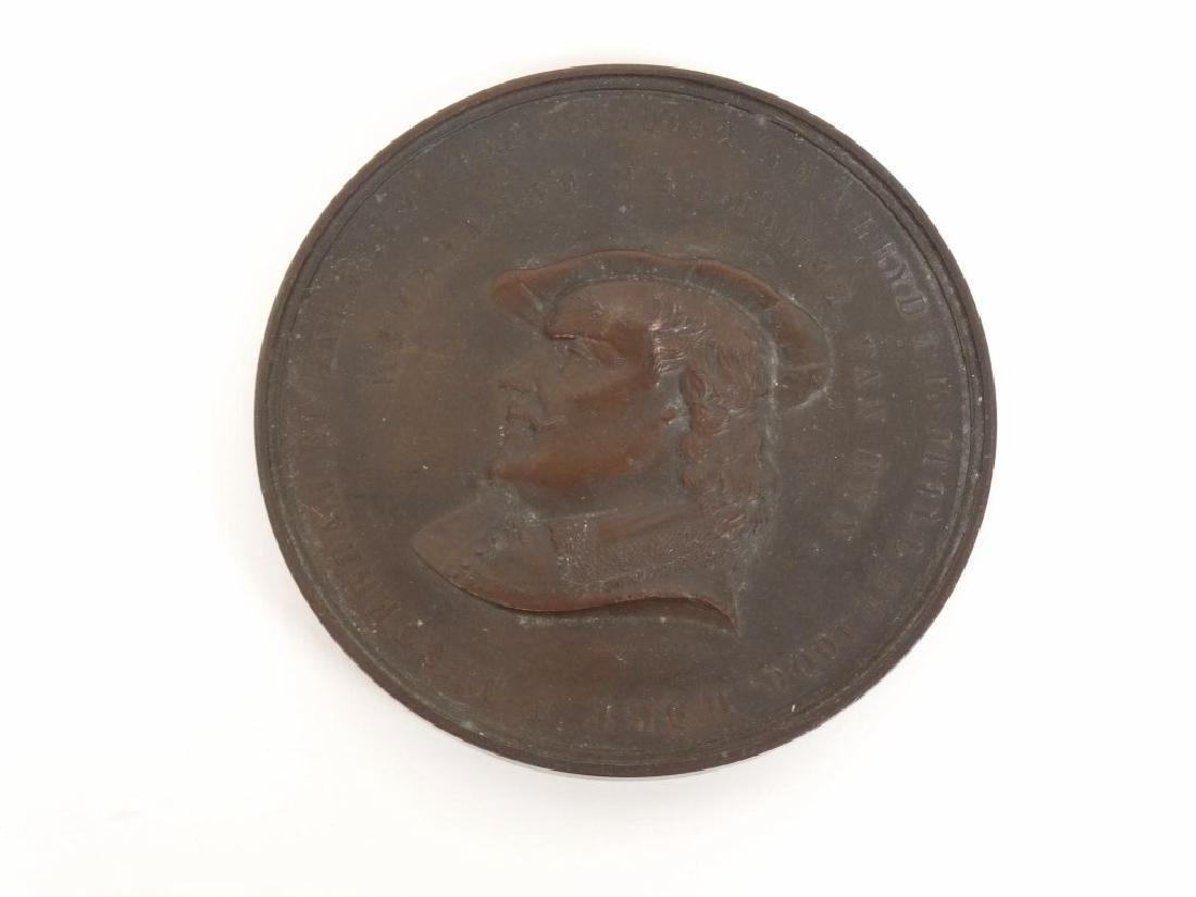 Bronze Medallions - 4