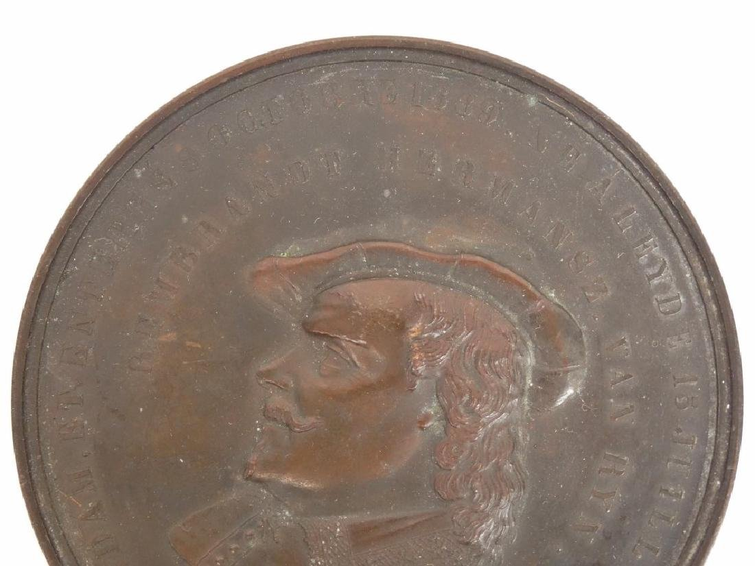 Bronze Medallions - 5