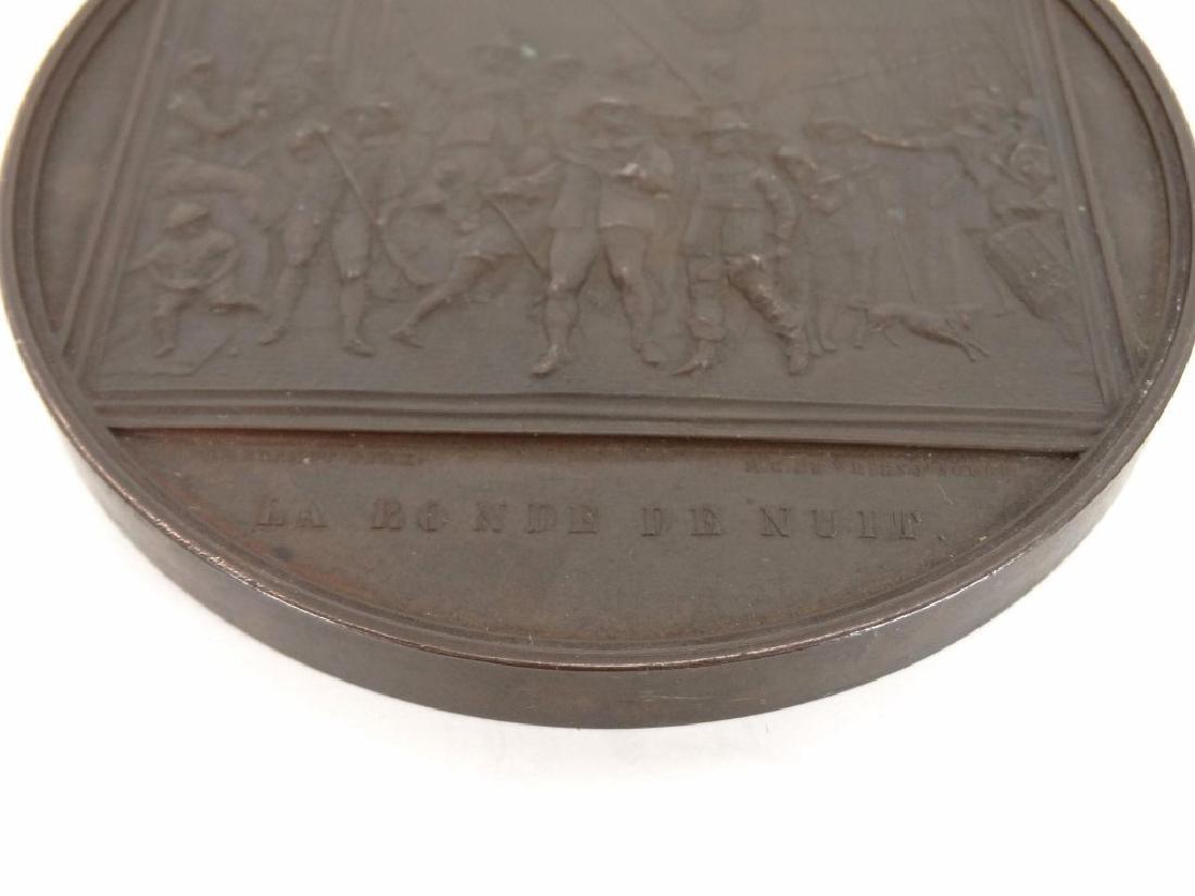 Bronze Medallions - 6