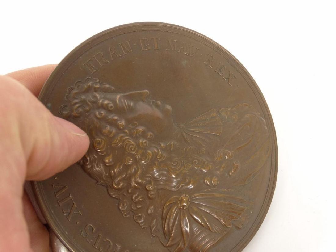 Bronze Medallions - 7