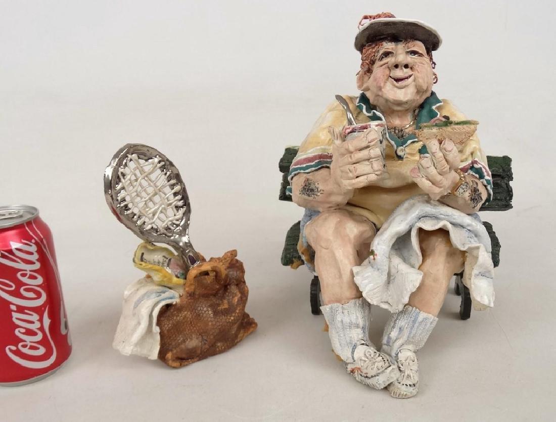 D. M. Z. Coyle Pottery Sculpture