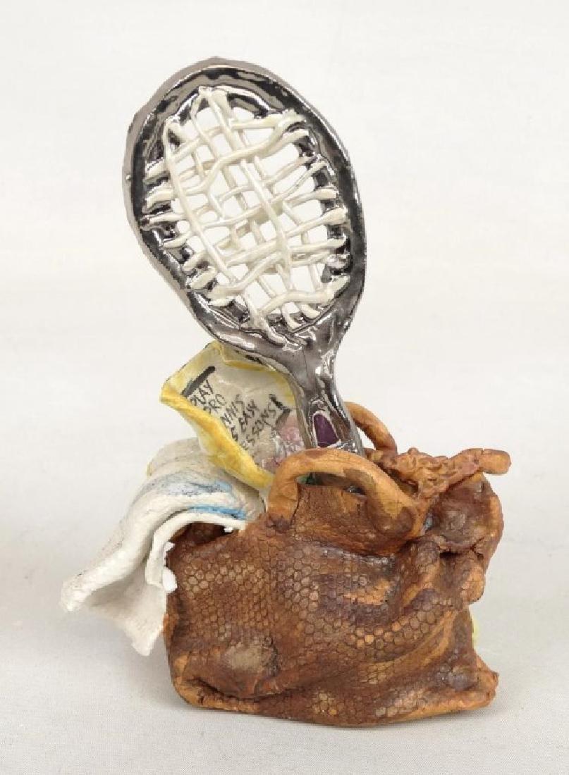 D. M. Z. Coyle Pottery Sculpture - 3