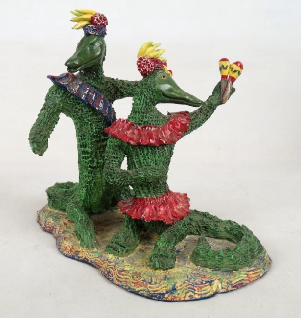 Pottery Sculptures - 14