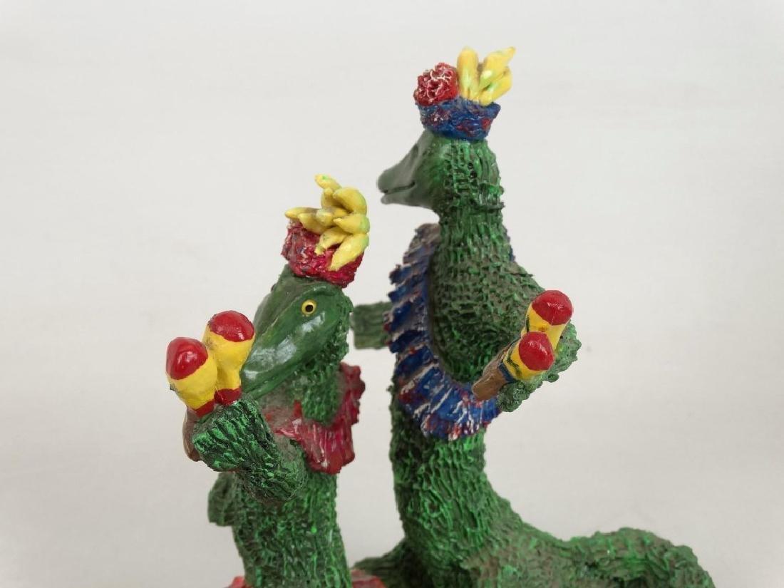 Pottery Sculptures - 15