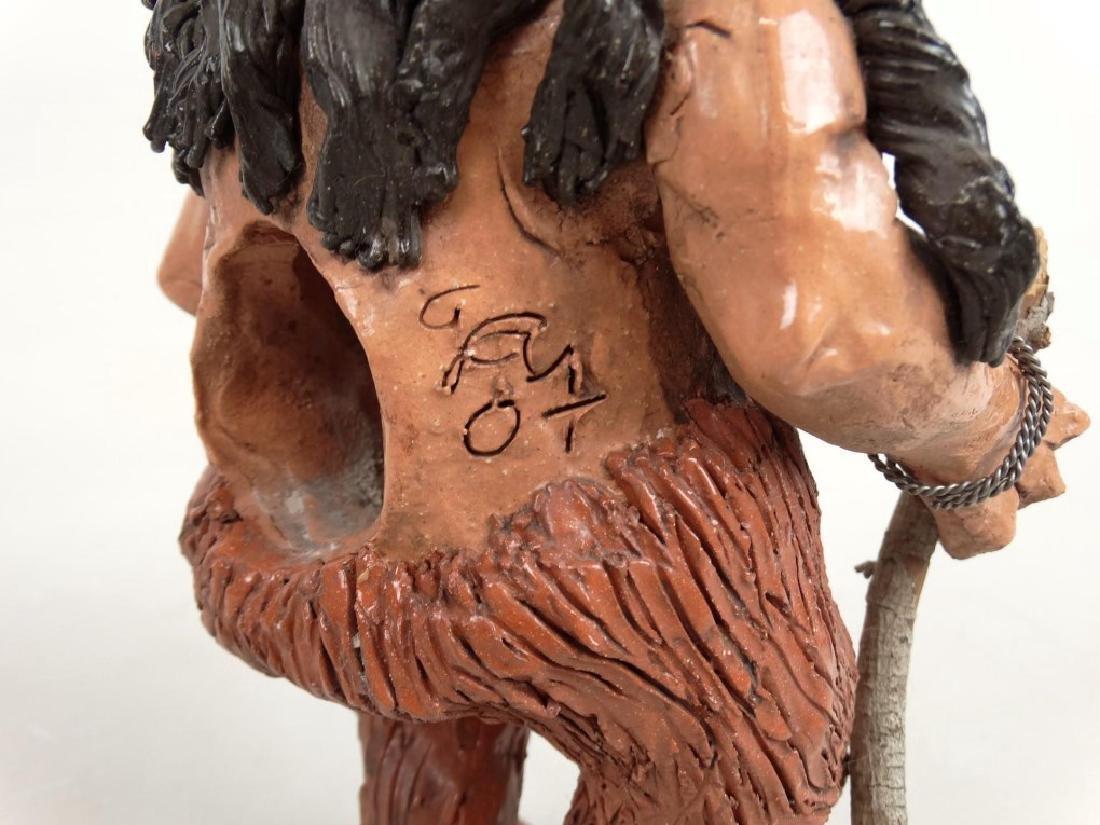 Pottery Sculptures - 6