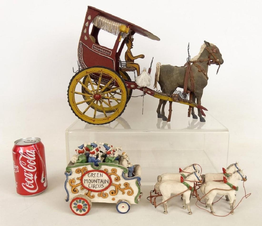 Horse And Cart Lots