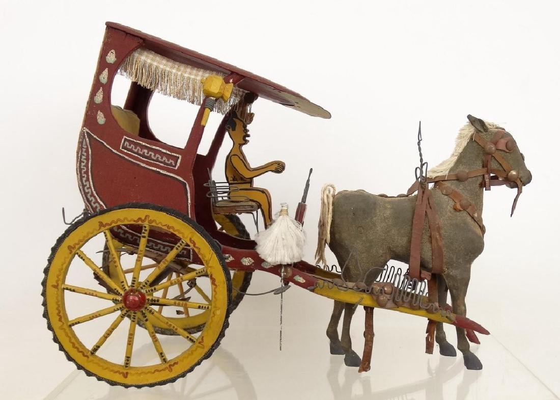Horse And Cart Lots - 2
