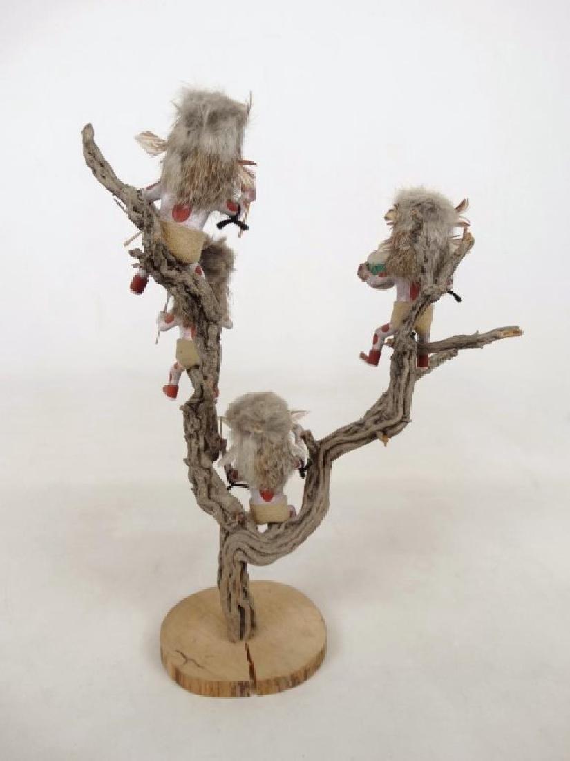 Native American Owl Tree - 6