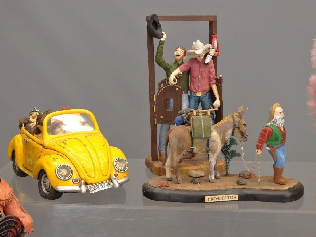Native American & Cowboy Lot - 2