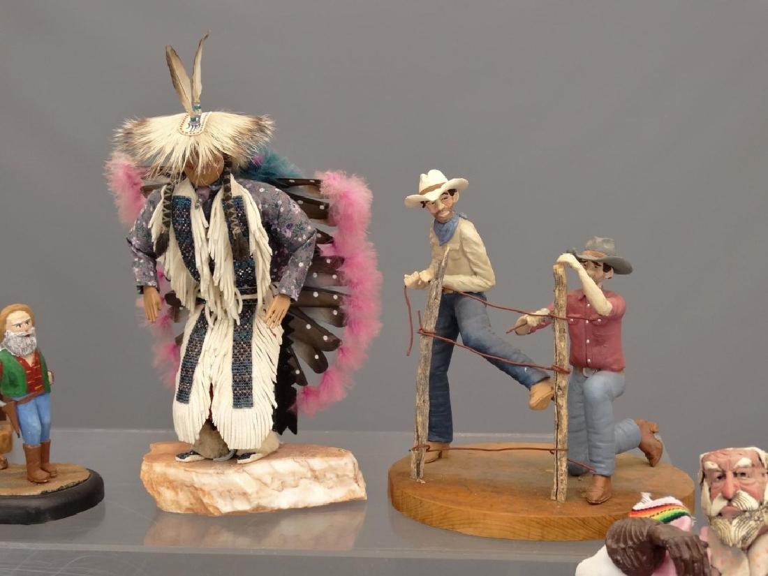 Native American & Cowboy Lot - 3