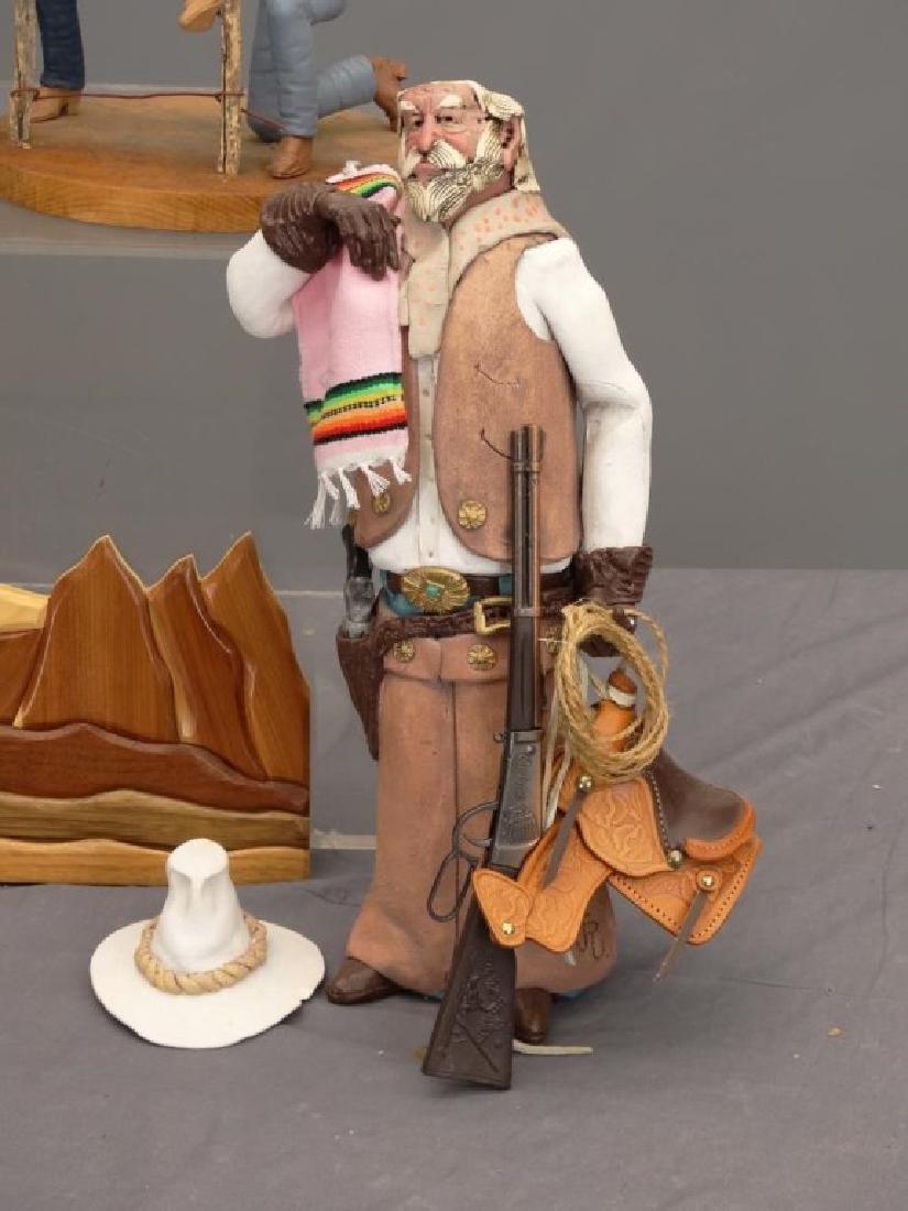 Native American & Cowboy Lot - 4