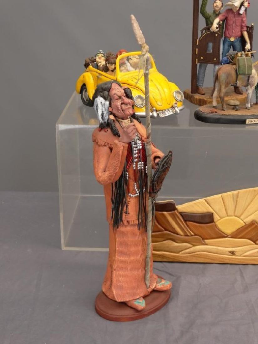 Native American & Cowboy Lot - 5
