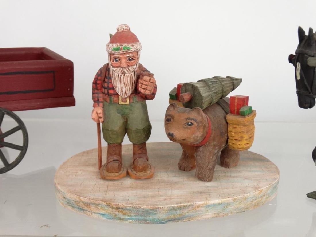 Folk Art Lot - 6