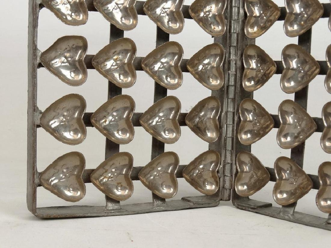 Heart Shaped Candy Mold - 3