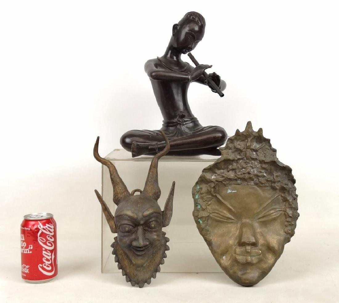 Ethnic Bronze Lot