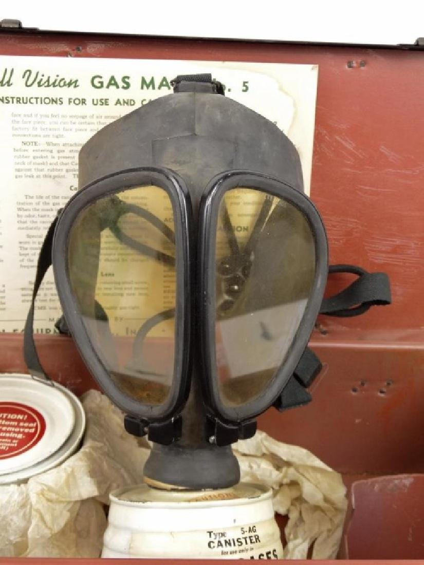 Acme Full Vision Gas Mask - 4