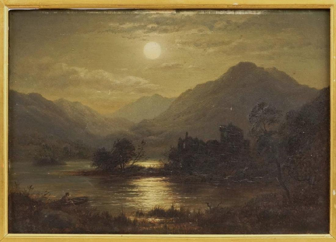 Hume, Continental Landscape - 2