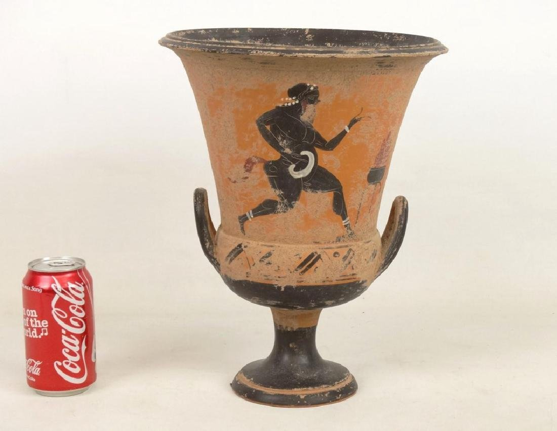 Etruscan Style Urn