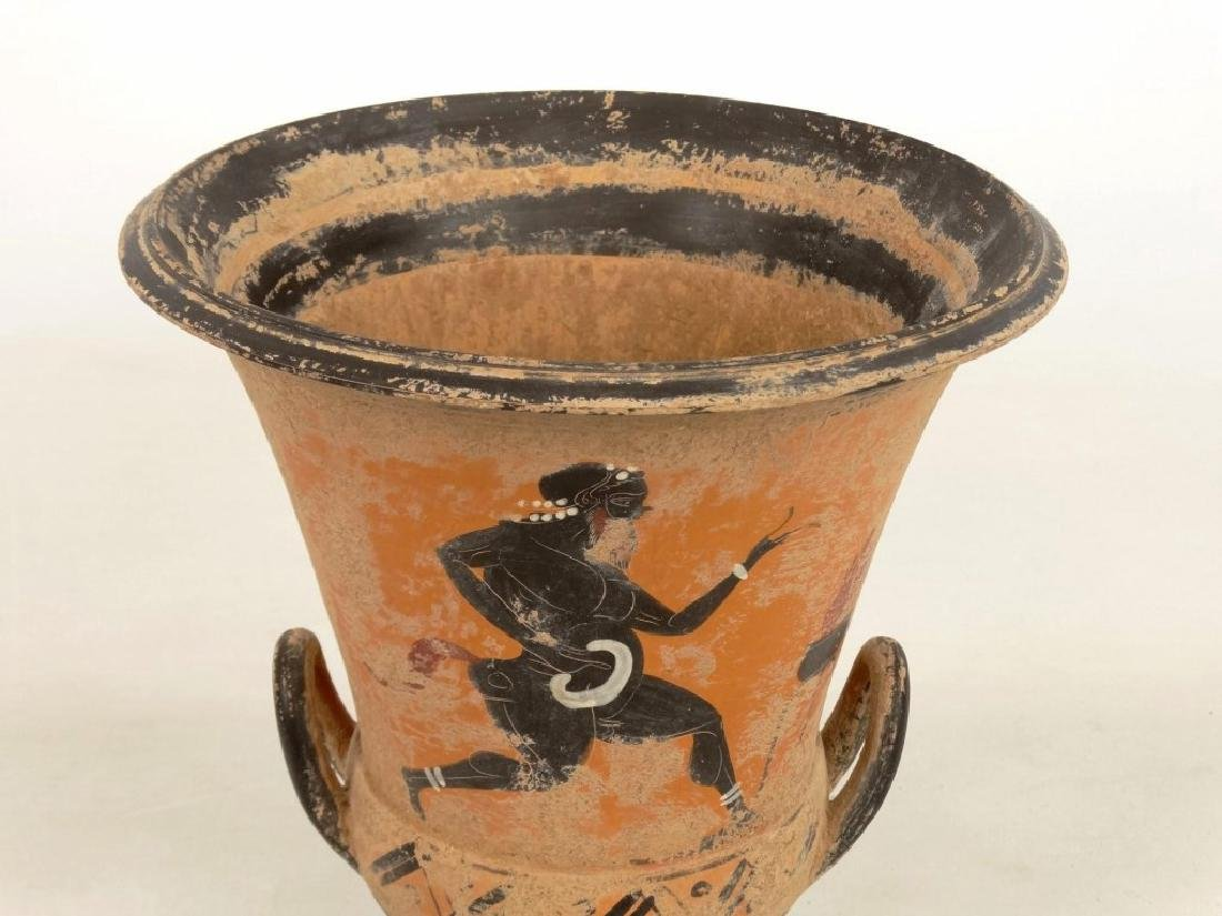 Etruscan Style Urn - 2