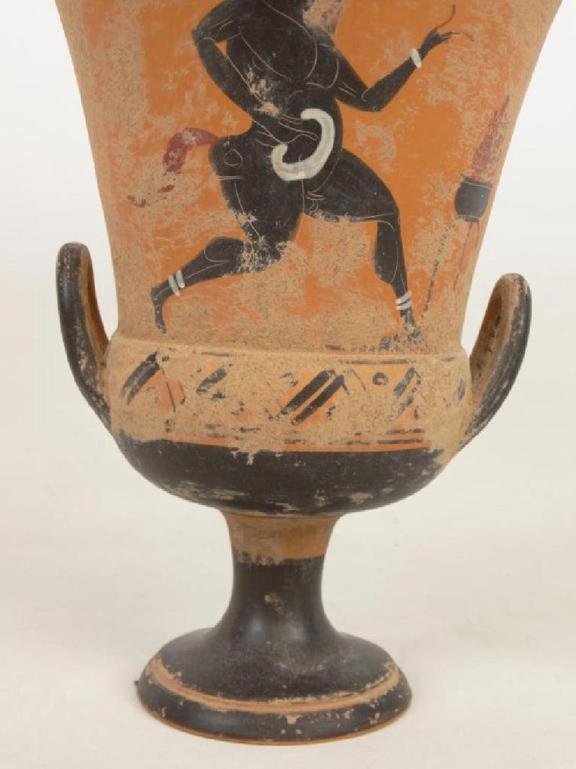 Etruscan Style Urn - 4