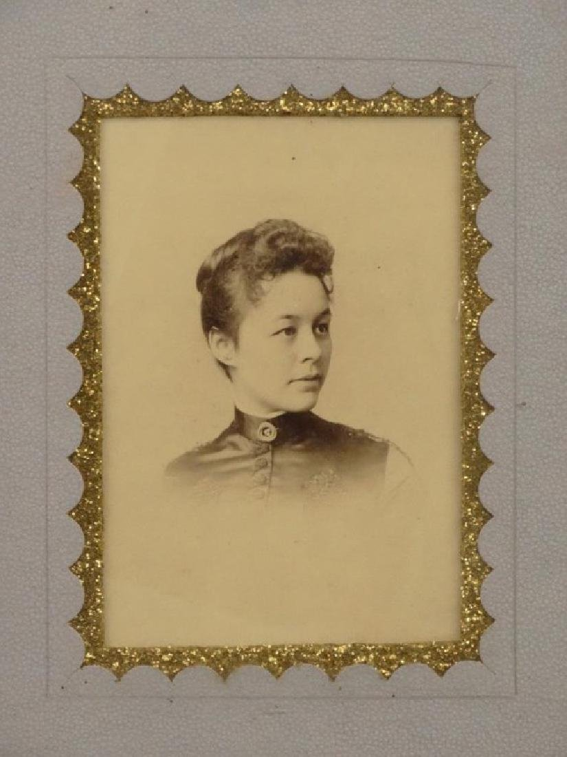Victorian Frame With Photograph - 2