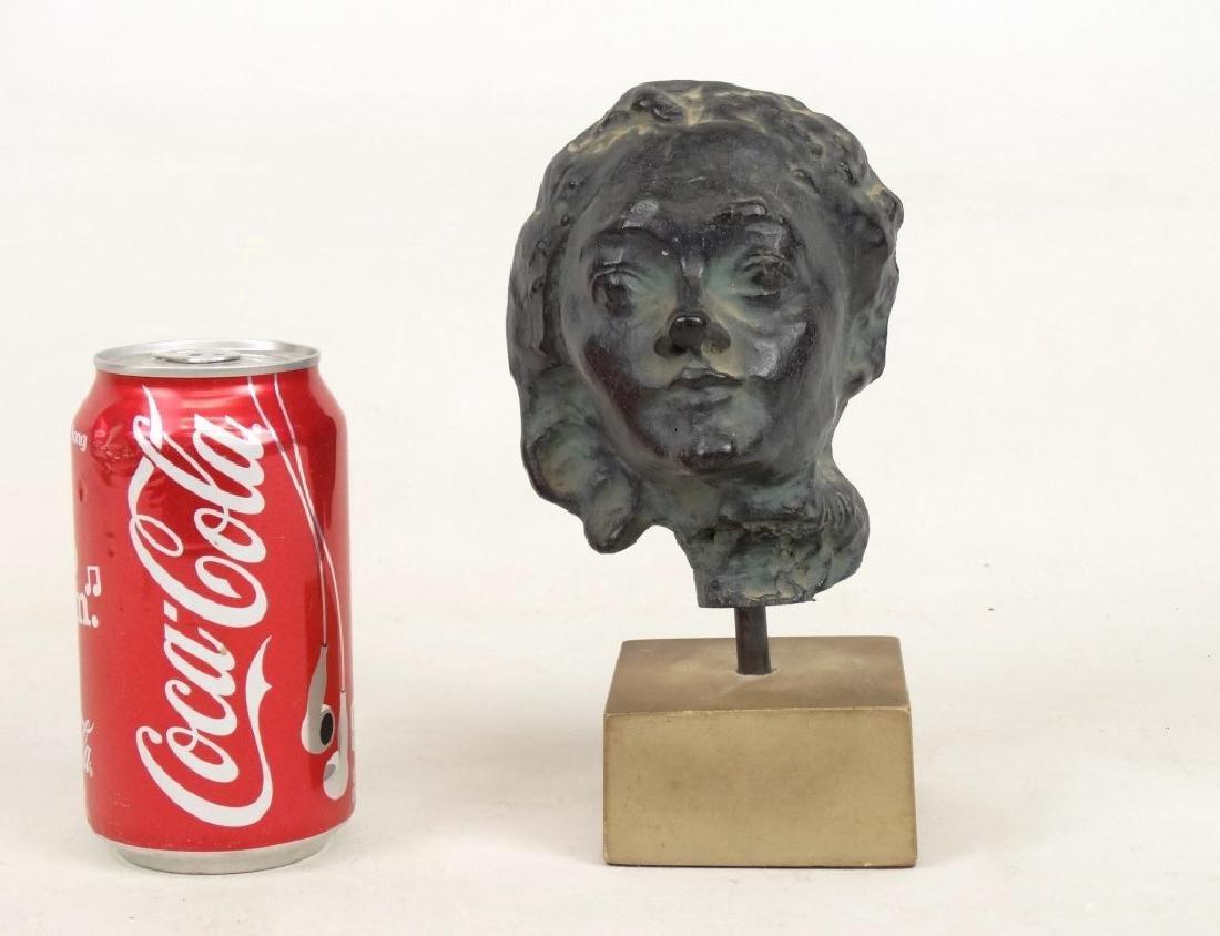 Bust, After Rodin