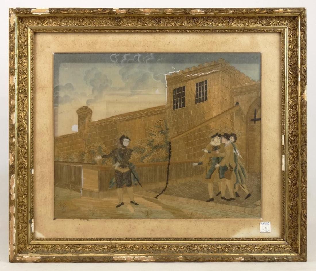 19th c. Needlework