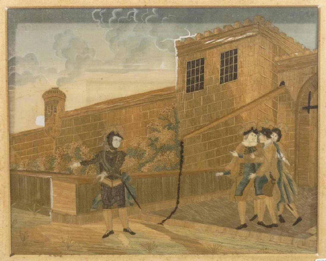 19th c. Needlework - 2