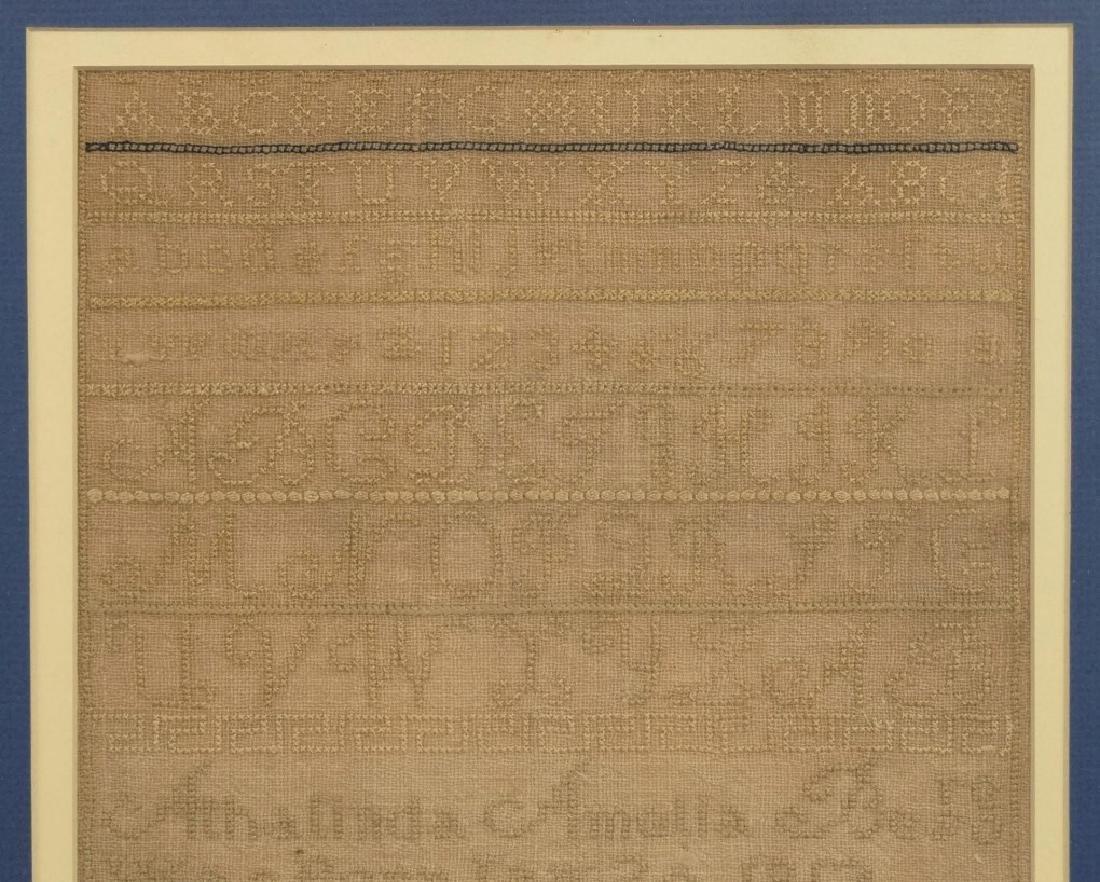 19th c. Samplers - 2