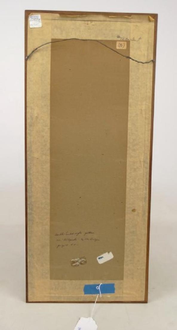 19th c. Sampler - 4