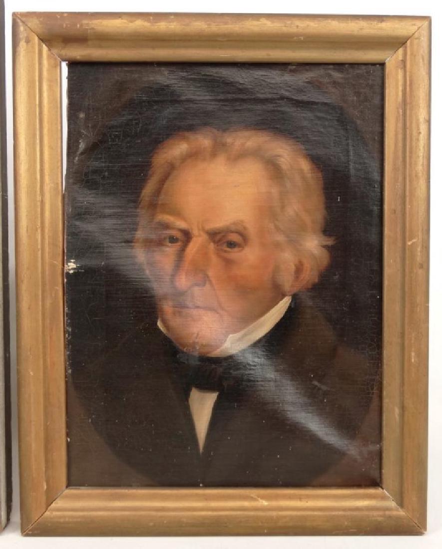 Portrait Lot - 5