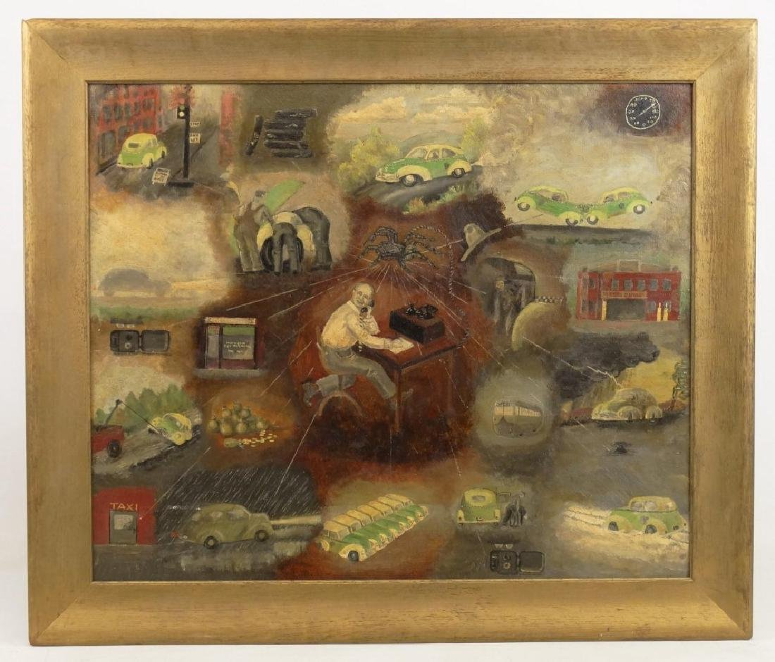 Outsider Art Subject