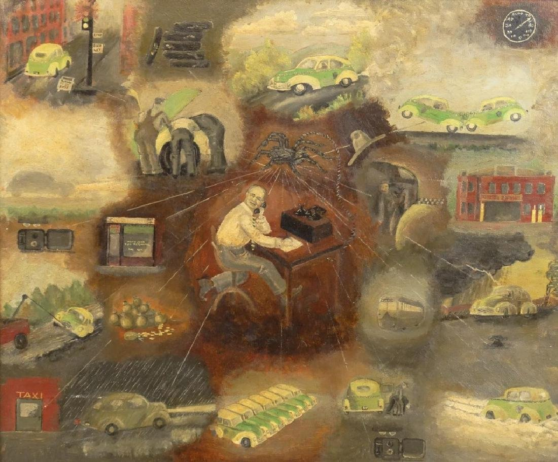 Outsider Art Subject - 2